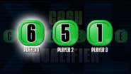 Cash Challenge Qualifier Numbers