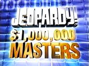Jeopardy! $1,000,000 Masters