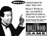 The Hollywood Game