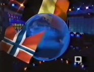 Jeopardy! Olympic Games Tournament Country Flags