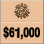 WOF $61,000