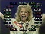 Card Sharks - Car Win '87
