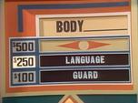 Super Match Body Language