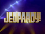 Jeopardy! Season 15 Logo-A