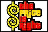 Price is Right Season 33-35 Logo