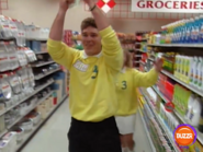 Supermarket Sweep Couple Win 1