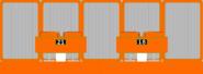 Pyramid contestant area orange d by mrentertainment dcvuu0z