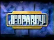 Jeopardy! 2000-2001 season title card screenshot 18