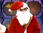 WML Blyden as Santa