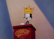 Gyparody Animaniacs King Wakko