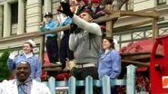 Jay Sean at Macy's Thanksgiving Parade 2009