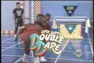 Super Sloppy Double Dare Logo 1987