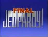 Final Jeopardy! -1