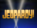 Jeopardy! 1993 intertitle