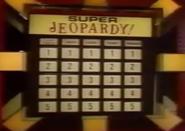 Super Jeopardy! Bonus Board