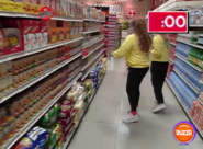 Supermarket Sweep Fail 1