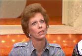Carol Burnett on Match Game