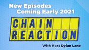 Chain Reaction 2021 Official