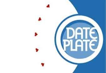 Date Plate
