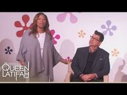 """QL Staff Member Plays """"The Dating Game"""" Part 2 - The Queen Latifah Show-2"""