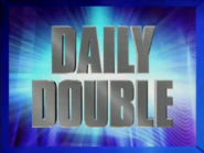 Jeopardy! S21 Daily Double Logo
