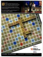 Scrabble 1990 ad