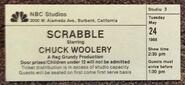 Scrabble (May 24, 1988)