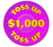Wheel of fortune 1 000 toss up icon by darellnonis-d6mqzag