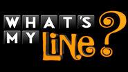 What's My Line Future Pilot Logo