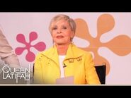 """Florence Henderson Plays """"The Dating Game"""" on The Queen Latifah Show-2"""