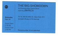 The Big Showdown (February 12, 1975)