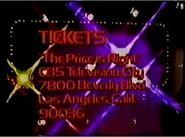 TPIR Ticket Plug 1975