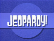 Jeopardy! Blue Circle Ident