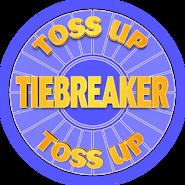 Toss Up Tie