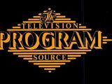 Television Program Source