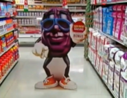 California Raisin Bonus