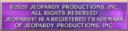Jeopardy! Closing Card 2020
