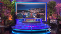 WOF Mystery Video Wall Sign