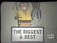 The Biggest & Best