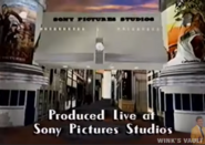 Game TV Ending Sony Pictures Studios