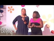 Sheryl Underwood Meets Her Bachelors for Celebrity Dating Game - The Queen Latifah Show-2