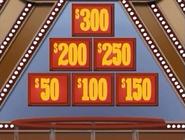 The new $25 000 pyramid & $100 000 pyramid winner s circle amounts