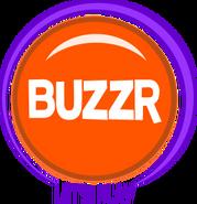 Buzzr Let's Play Original logo