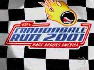 Cannonball Run 2001: Race Across America