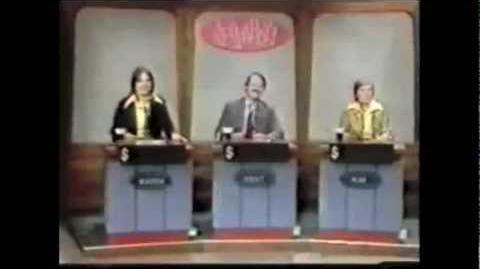 Jeopardy! June 27, 1974