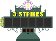 The price is right 3 strikes set 6 digit by gameshowfan9001 ddb00sg-fullview