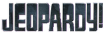 Dark Silver Jeopardy Logo