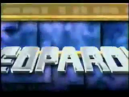 Jeopardy! 2000-2001 season title card screenshot 6