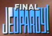Final Jeopardy -85