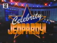 Celebrity Jeopardy! Season 9 1992 Titlecard